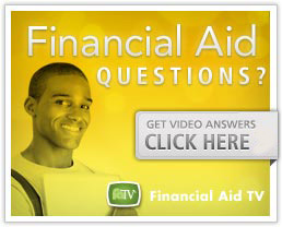 financial aid questions tv link