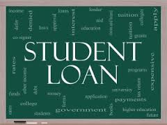 student loan image