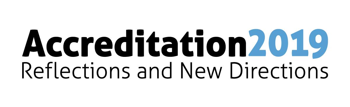 Accreditation 2019 Logo