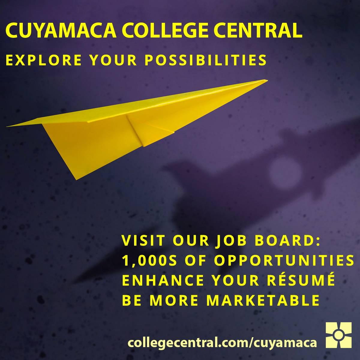 Central Job Board