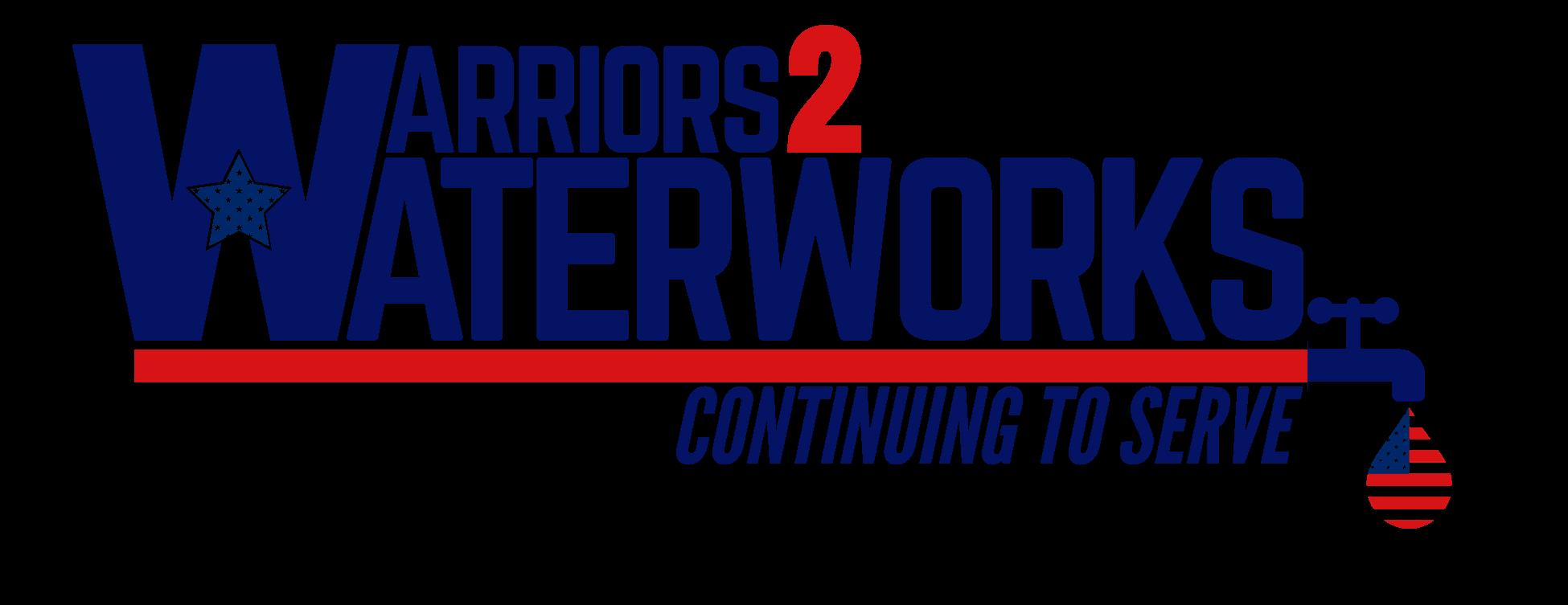 Warriors 2 WaterWorks logo