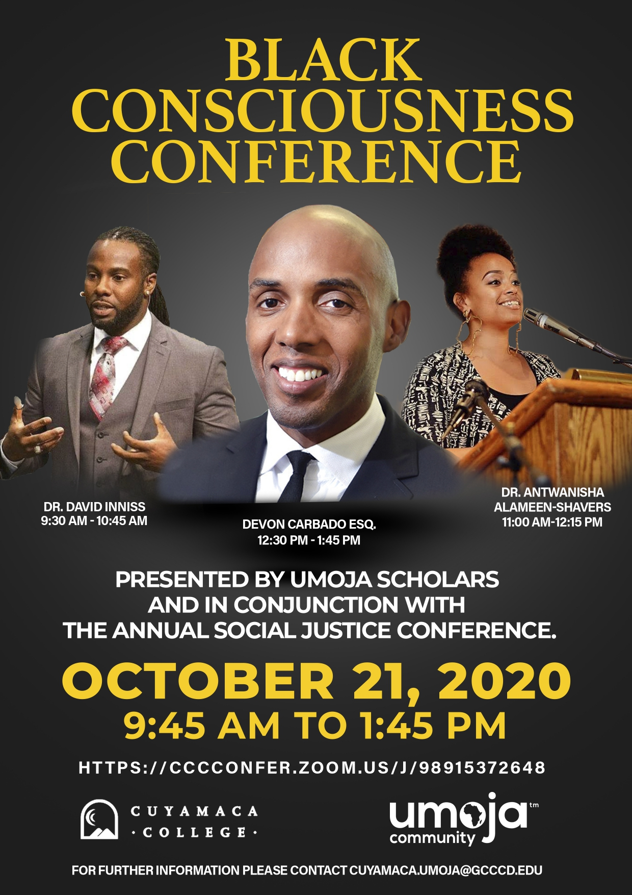 Black Consciousness Conference